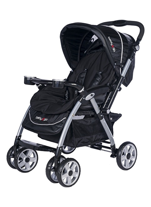 Baby2go Baby2Go 6025 Carrier Puset  Siyah